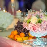 Mihaela & Marius = definitia iubirii adevarate transpuse in aranjamente florale, buchete, decor locatie