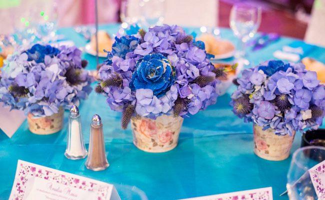 aranjament-floral-botez-hortensii-albastre