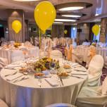 Zbor cu balonul – Botez tematic